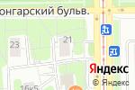 Схема проезда до компании Лего Салон в Москве