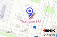 Схема проезда до компании ПТФ АРИС-ПРО в Москве