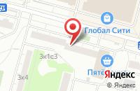 Схема проезда до компании Промышленные Журналы в Москве