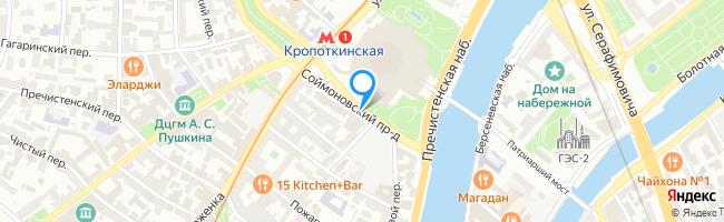 Соймоновский проезд