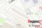 Схема проезда до компании Нейроцентр коррекции и реабилитации в Москве