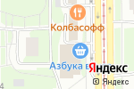 Схема проезда до компании iPhone Doctor в Москве