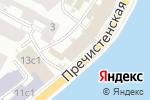 Схема проезда до компании Инженерное бюро Поташова в Москве