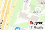 Схема проезда до компании Элена beauty в Москве