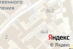 Схема проезда до компании Профессионал-АСД в Москве