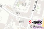 Схема проезда до компании Мак М в Москве