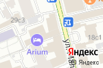 Схема проезда до компании Имидж-студия Марины Павлюк в Москве