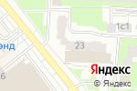 Схема проезда до компании Призма в Москве