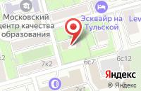 Схема проезда до компании Корпоративные Технологии в Москве