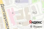 Схема проезда до компании Айрон Маунтен СНГ в Москве