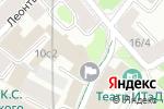 Схема проезда до компании Азиатско-Тихоокеанский Банк в Москве