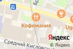 Схема проезда до компании Московская государственная консерватория им. П.И. Чайковского в Москве