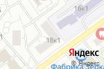 Схема проезда до компании БраерСтрой в Москве