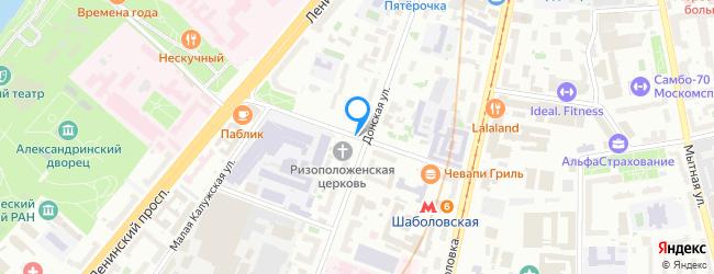 улица Академика Петровского