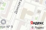Схема проезда до компании ДНТТМ в Москве