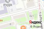 Схема проезда до компании Кобус Групп в Москве
