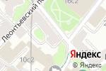 Схема проезда до компании Минимаркет в Москве