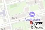 Схема проезда до компании КОНТРОЛЬ-24 в Москве