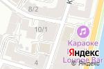 Схема проезда до компании ЮрХаус в Москве