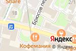 Схема проезда до компании Meat Point в Москве
