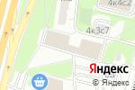 Схема проезда до компании Гвид в Москве