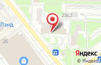 Схема проезда до компании Клуб-Студия Под Руководством Анатолия Торопова в Москве