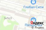 Схема проезда до компании Магазин хозтоваров на Днепропетровской в Москве