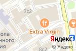 Схема проезда до компании Единый информационный расчетный центр Тверского района в Москве