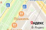 Схема проезда до компании РУССТРОЙБАНК в Москве
