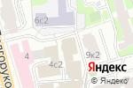 Схема проезда до компании Российский Национальный Коммерческий Банк в Москве