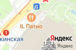 Схема проезда до компании Ларец в Москве