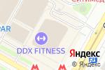 Схема проезда до компании ЗОЛОТО в Москве