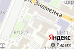 Схема проезда до компании Адвокат Керн В.Г в Москве