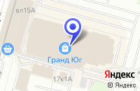 Схема проезда до компании АКБ ИНТЕРПРОМБАНК в Москве