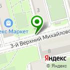 Местоположение компании Ленточка