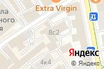 Схема проезда до компании Страстной в Москве