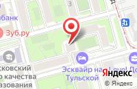 Схема проезда до компании Союз Пенсионеров России в Москве