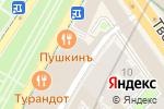Схема проезда до компании ОПЛАТА ГОСУСЛУГ в Москве