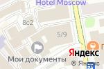 Схема проезда до компании МТС-Банк в Москве