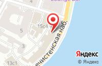Схема проезда до компании Родовое Имение в Москве