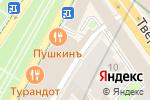 Схема проезда до компании Mobi-money в Москве