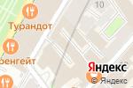 Схема проезда до компании Век XX и мир в Москве