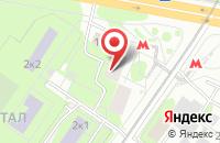 Схема проезда до компании Строительное Управление - 28 в Москве