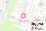 Схема проезда до компании Консульство Мальты в г. Москве в Москве