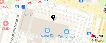 Авторадио на карте Москвы