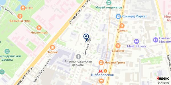 ТФ АЛЕМБИК ЛИМИТЕД на карте Москве