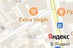 Схема проезда до компании Образ Мира в Москве