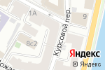Схема проезда до компании Coon в Москве