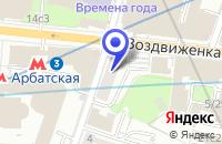 Схема проезда до компании КОМПЬЮТЕРНЫЙ МАГАЗИН РЕАЛ в Москве