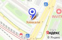 Схема проезда до компании СТРОЙ ДОМ в Москве
